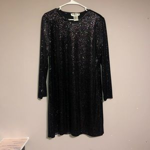 Ronni Nicole Sparkly Dress Size 12